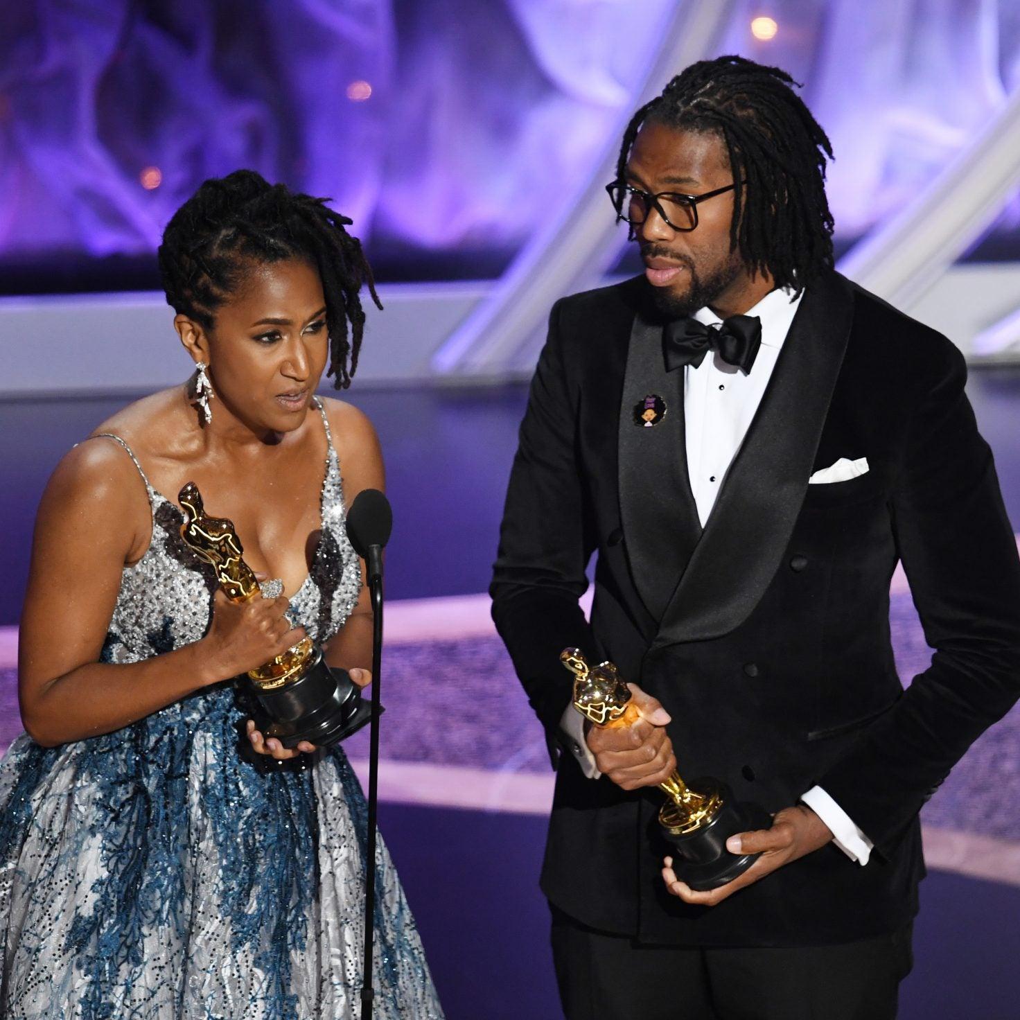'Hair Love' Wins Oscar For Best Animated Short Film