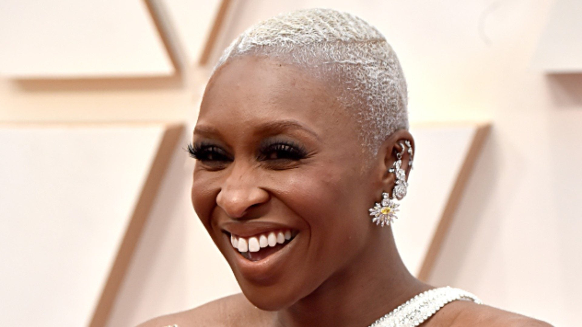 These Color-Safe Products Made Cynthia Erivo's Hair Pop At The Oscars