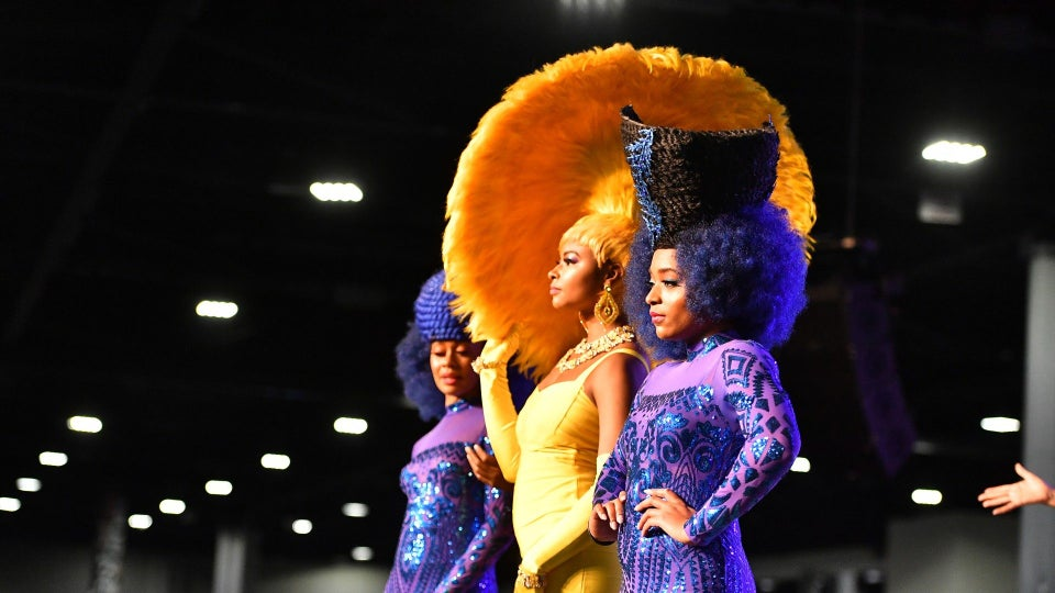 The Best Hair Moments From Bronner Bros. International Beauty Show