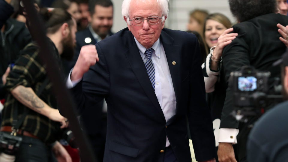 Sanders Campaign Blasts New York State Board Of Elections For Canceling Primary