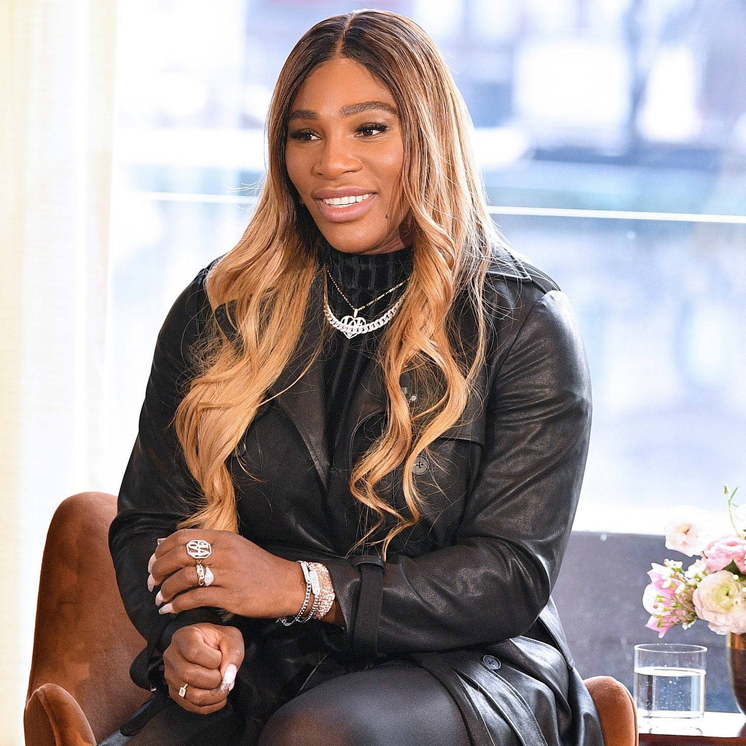 Serena Williams Just Gave A Word All Working Moms Can Relate To