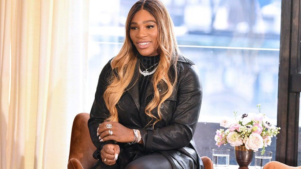 Serena Williams On Juggling Motherhood With Tennis