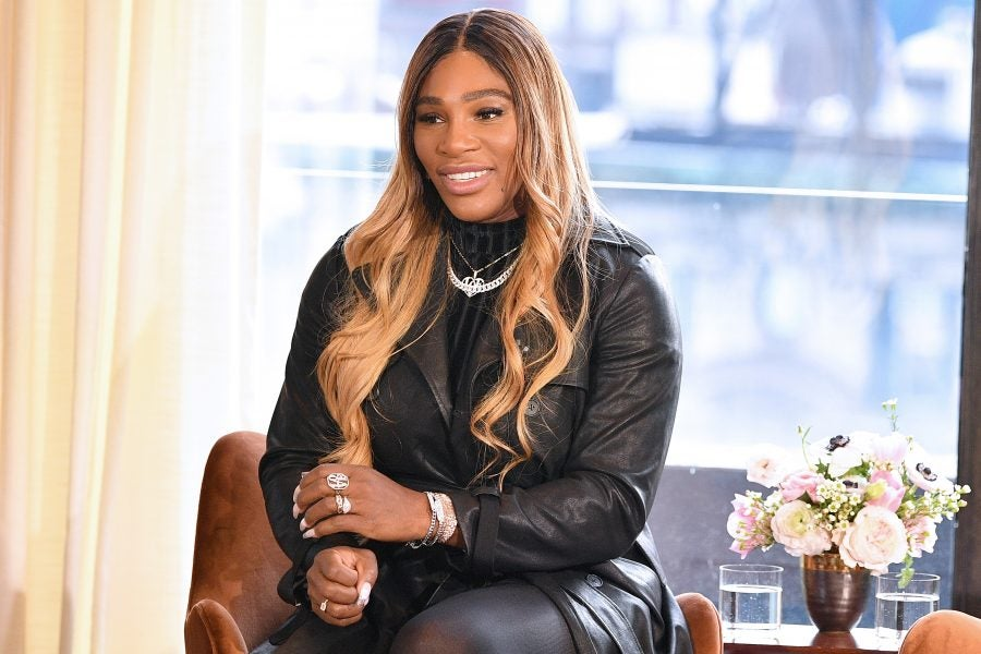 Serena Williams Just Gave A Word All Working Moms Cant Relate To