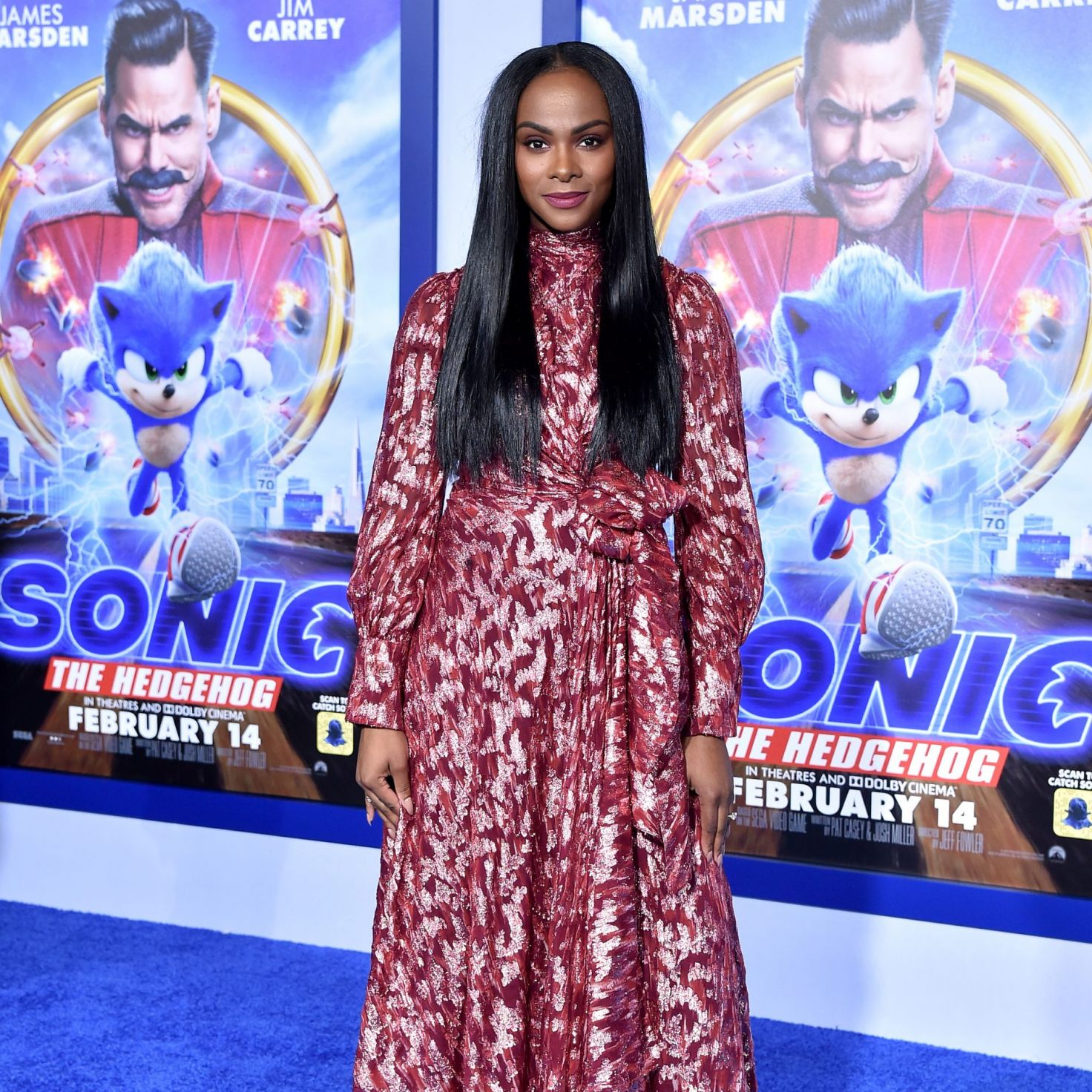 Tika Sumpter, Lizzo, Megan Thee Stallion And More Celebs Out And About