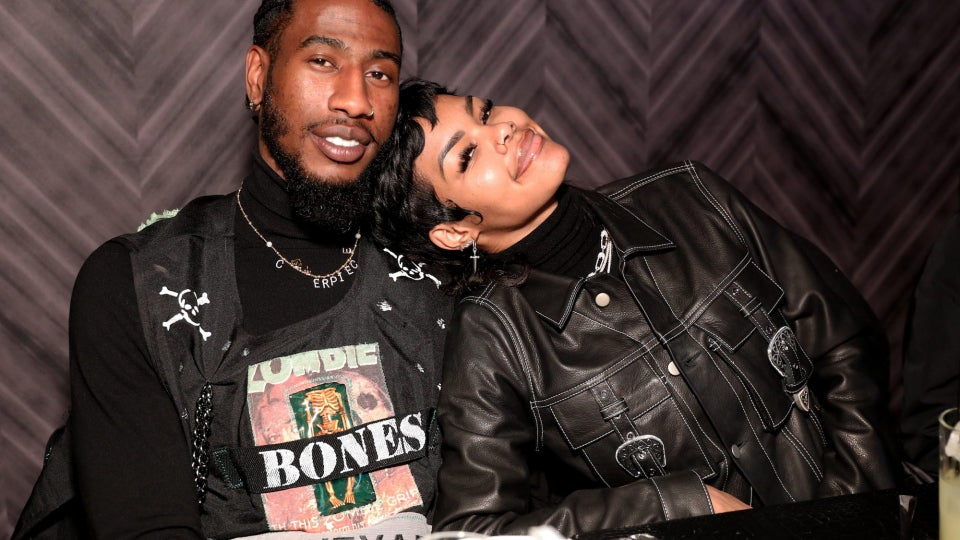 Teyana Taylor And Iman Shumpert's Three-Month-Old Daughter Is Already Talking