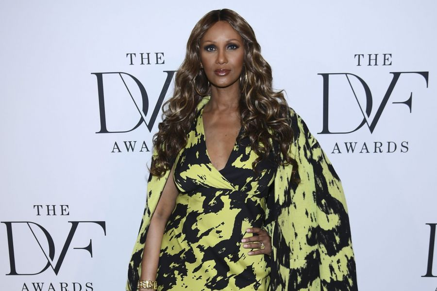 Iman, Jordan Peele, Cynthia Bailey And More Celebs Out And About