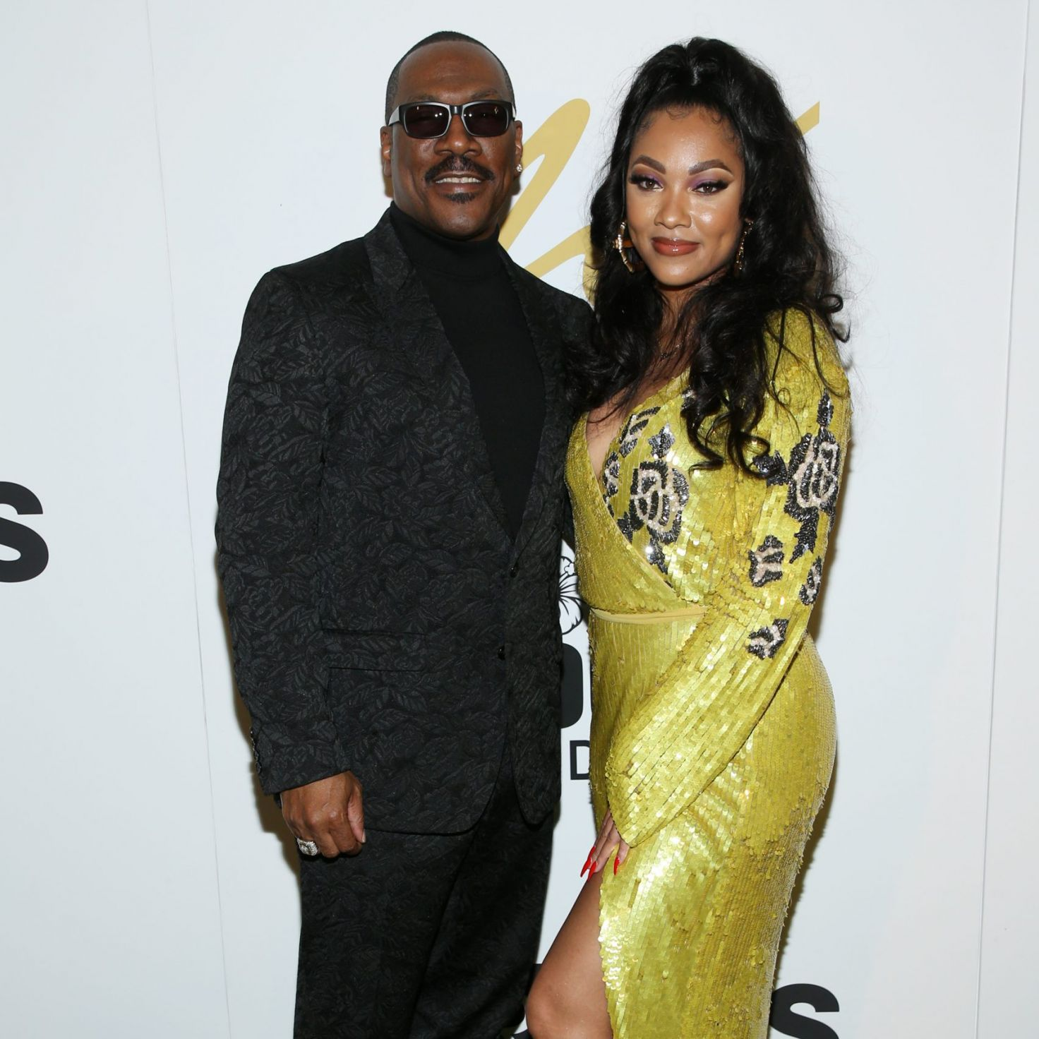 Eddie Murphy, Bria Murphy, Tina Knowles-Lawson And More Celebs Out And About