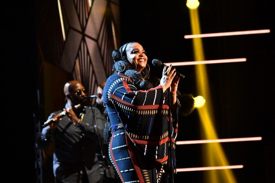 Celebs Couldn't Get Enough Of Jill Scott's NAACP Image Awards Performance