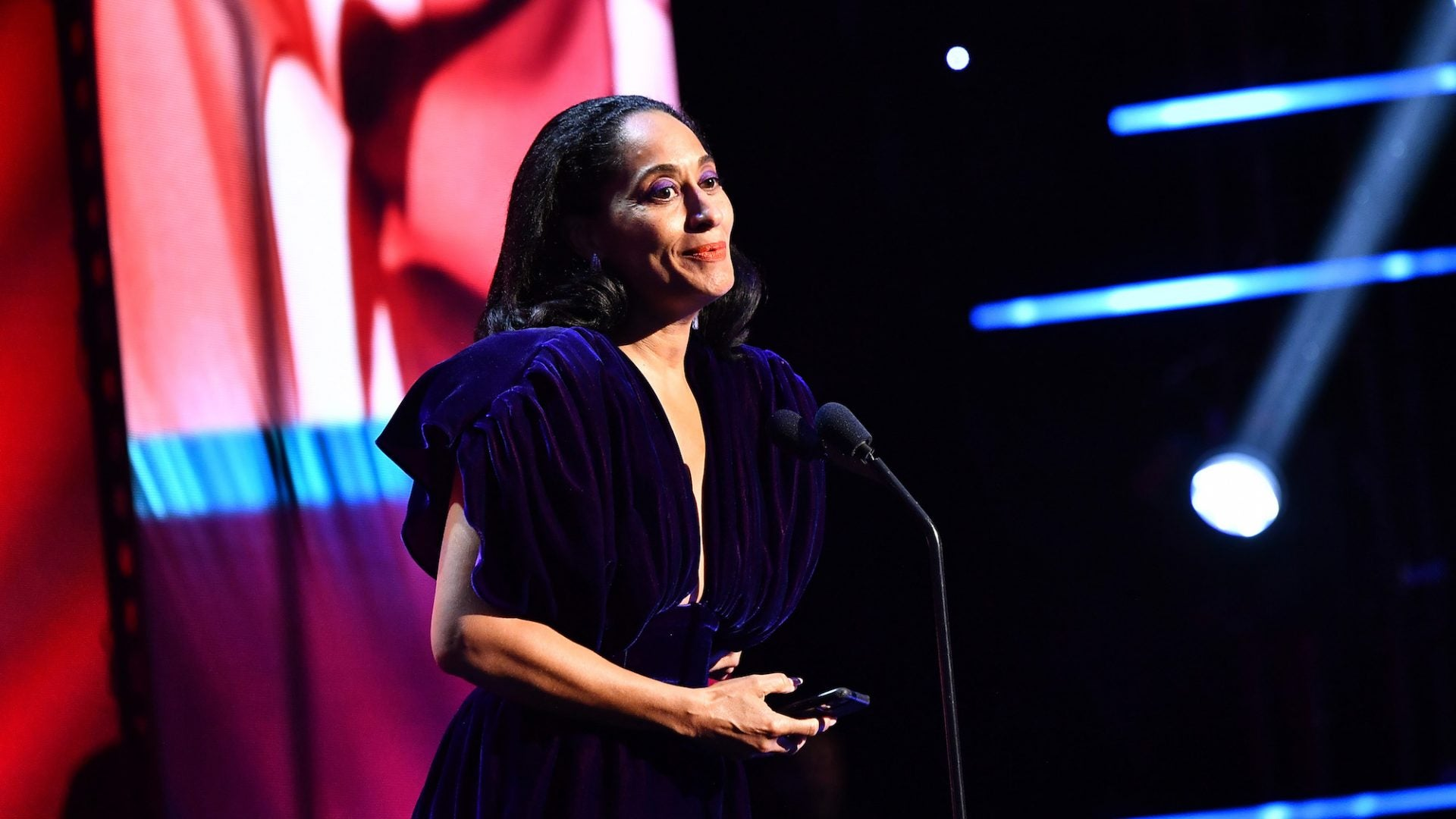 Tracee Ellis Ross Celebrates Powerful Women In NAACP Image Awards Speech