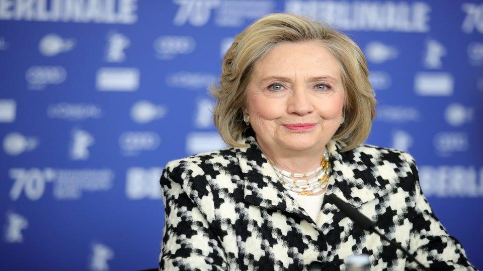 Hillary Clinton Drags Donald Trump During Virtual Town Hall