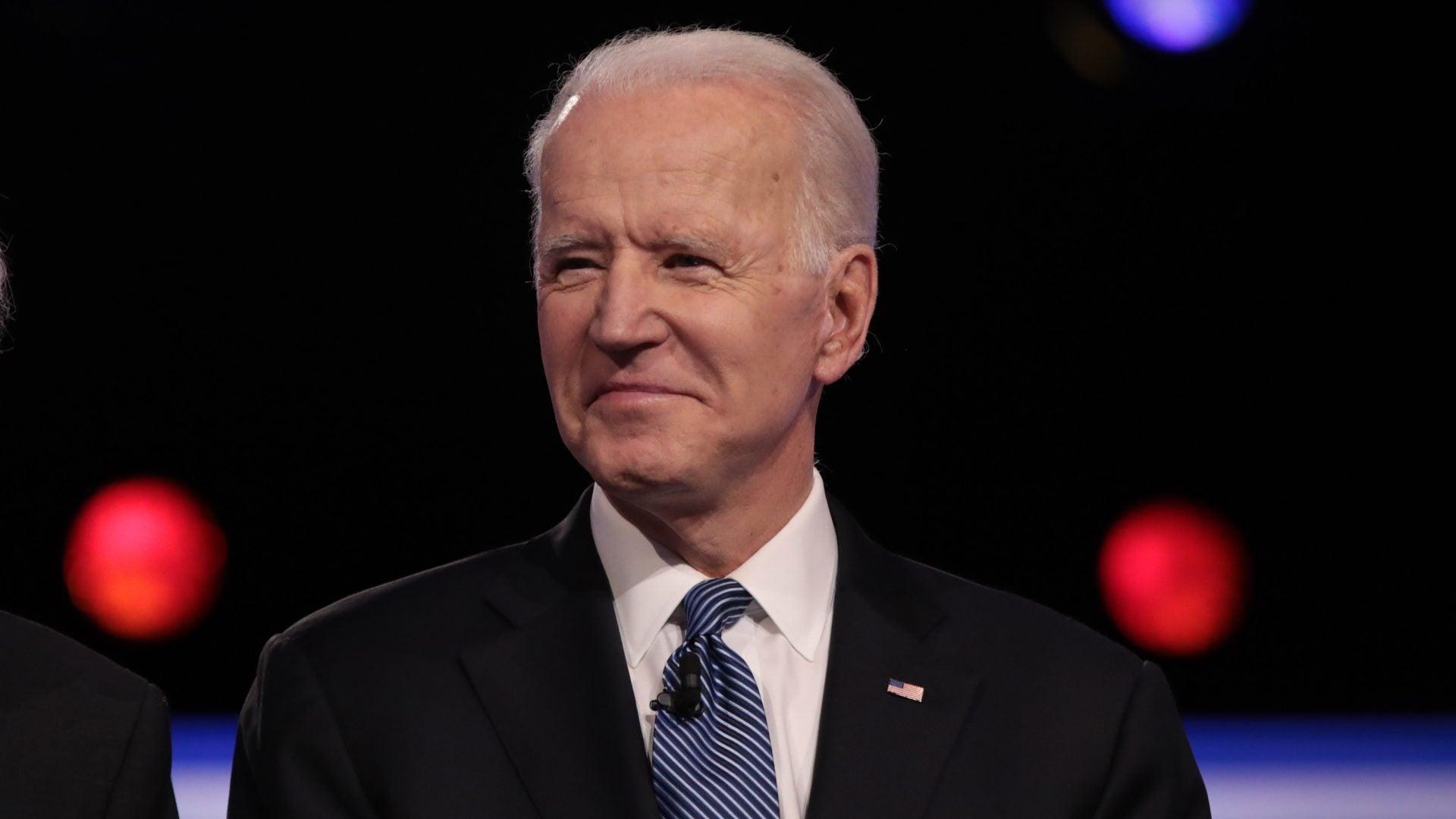 Op-Ed: Why I'm Voting For Joe Biden