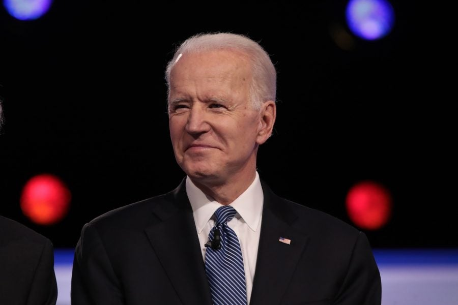 Joe Biden Says That He Will Make Sure A Black Woman Is On The Supreme Court