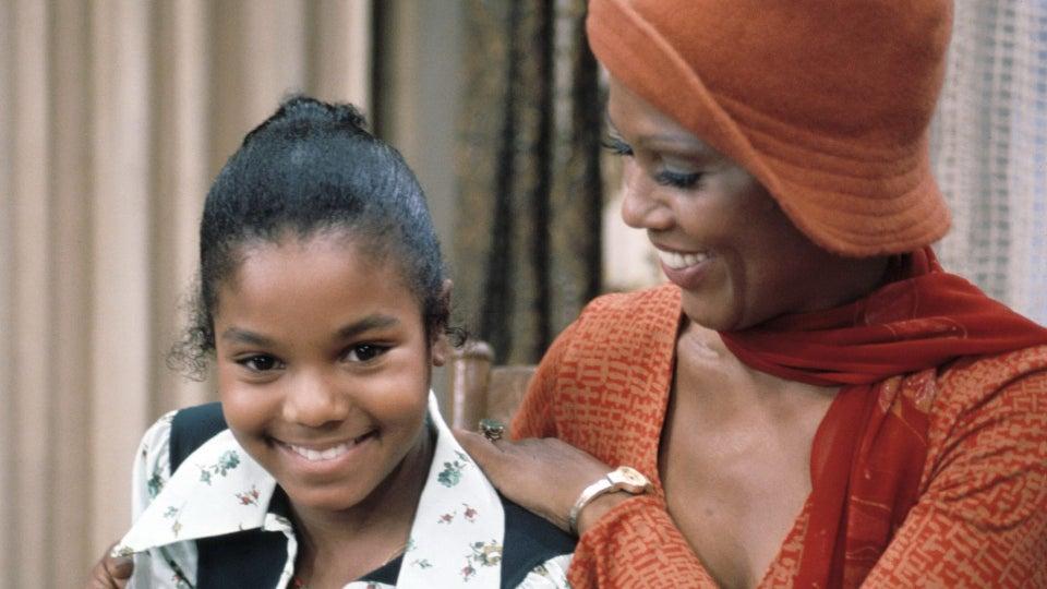 Janet Jackson Remembers 'Good Times' Co-Star Ja'Net DuBois