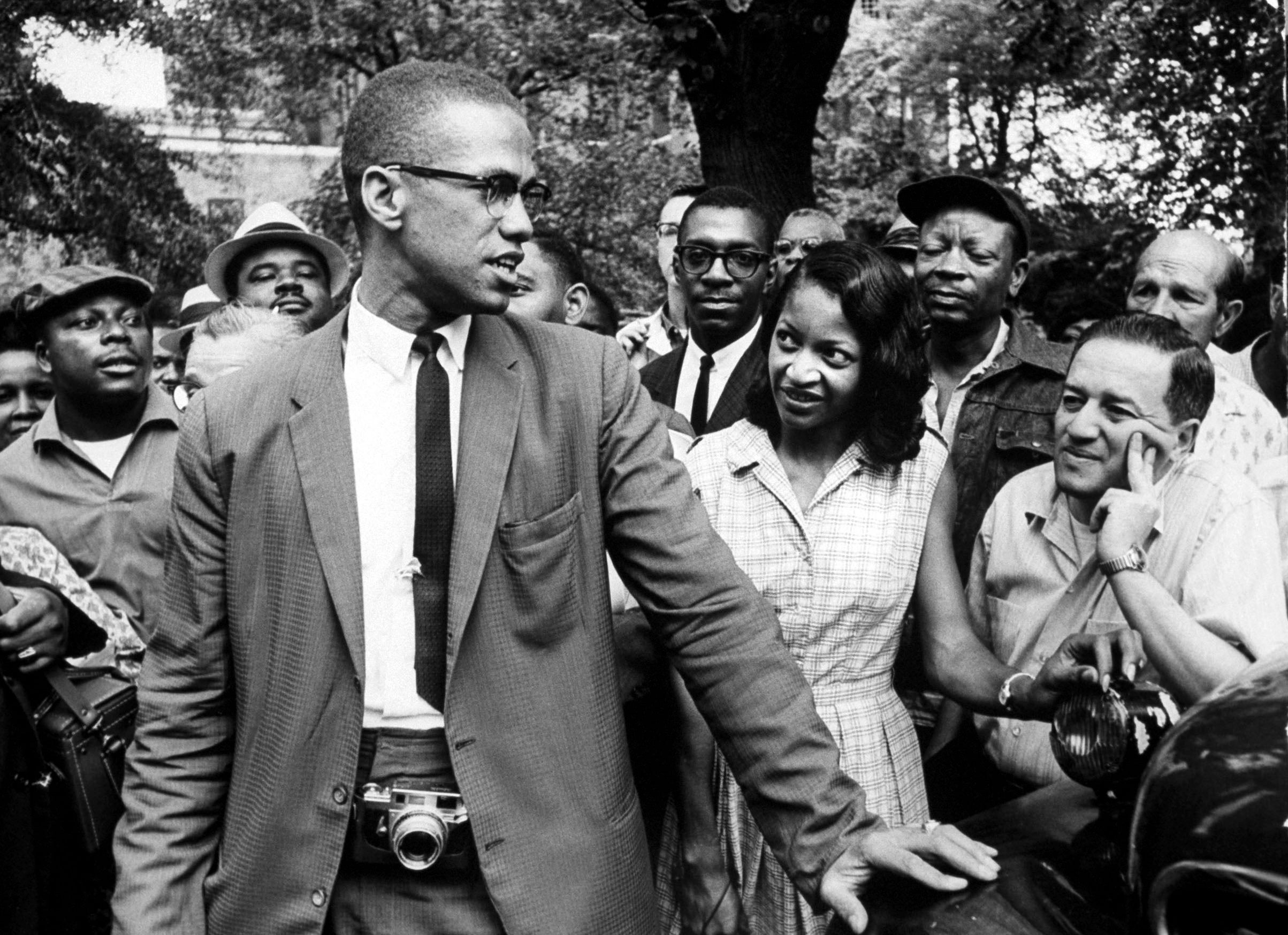 Malcolm X - 55 years later