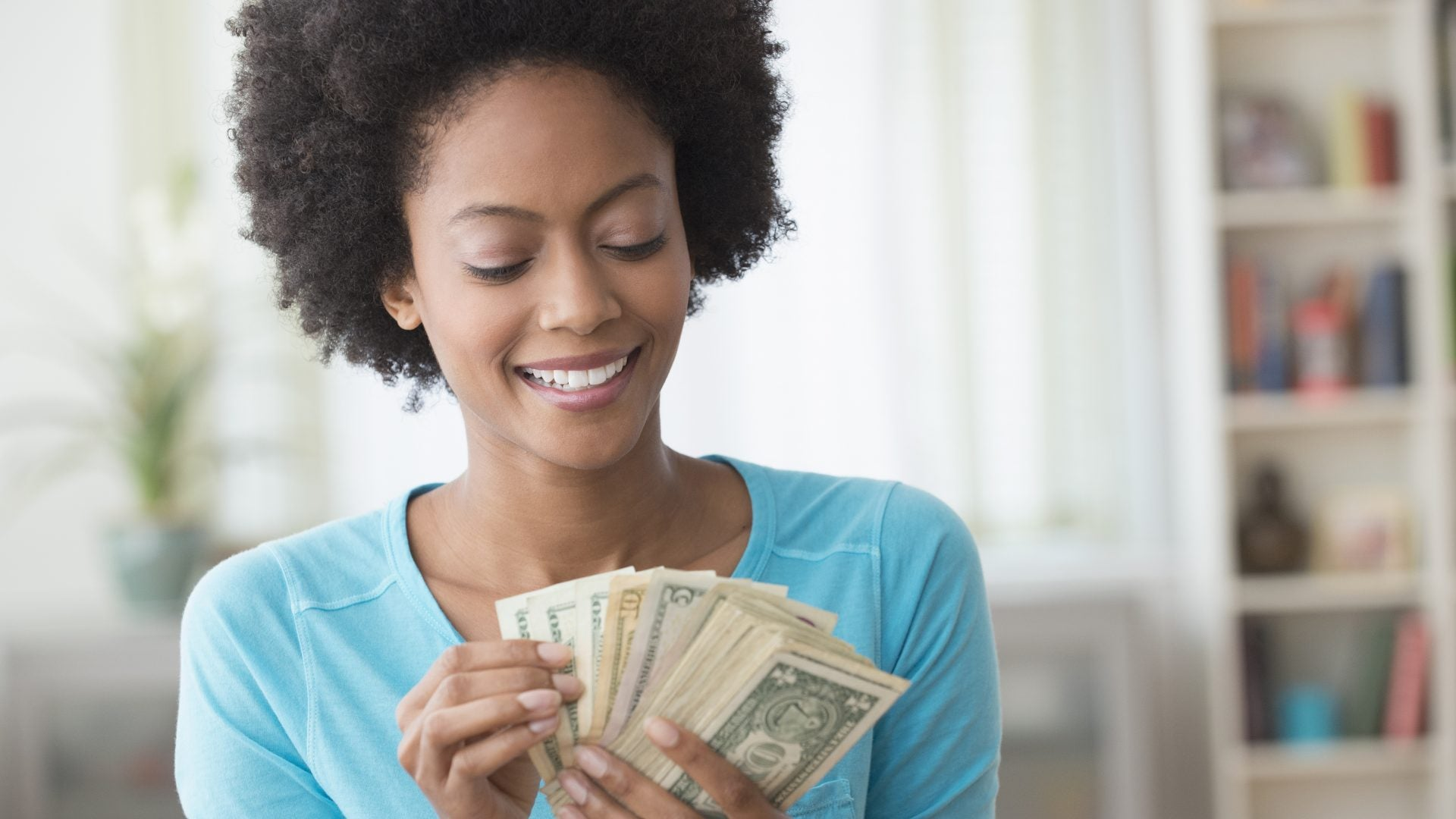 Here Are 5 Really Black Things You Can Do With Your Money This Month