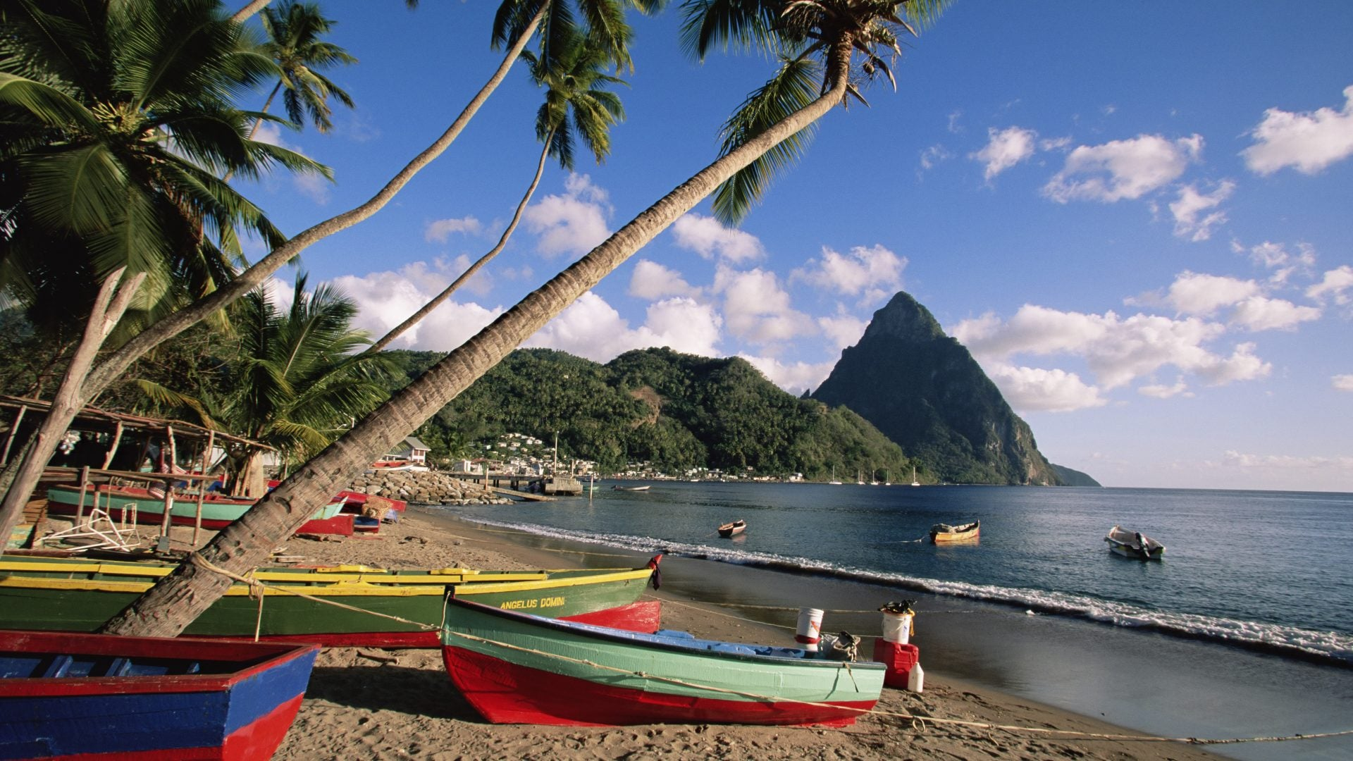 St. Lucia Is Good For The Mind, Body and Soul