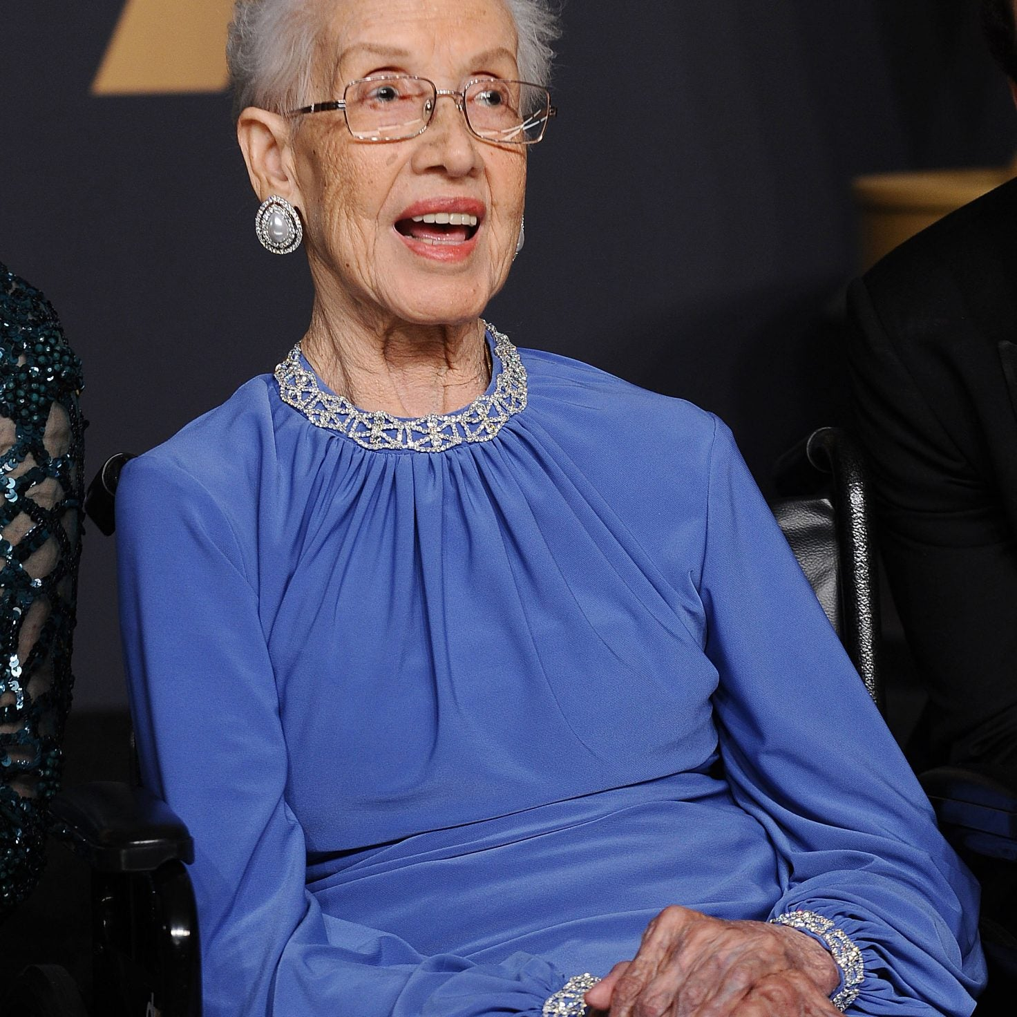 Katherine Johnson's Funeral To Be Held At Hampton University On Saturday