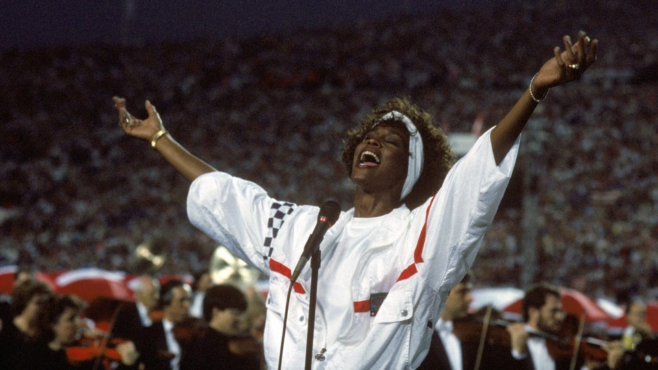 Whitney Houston's 1991 National Anthem At Super Bowl XXV Is The Best Of All Time