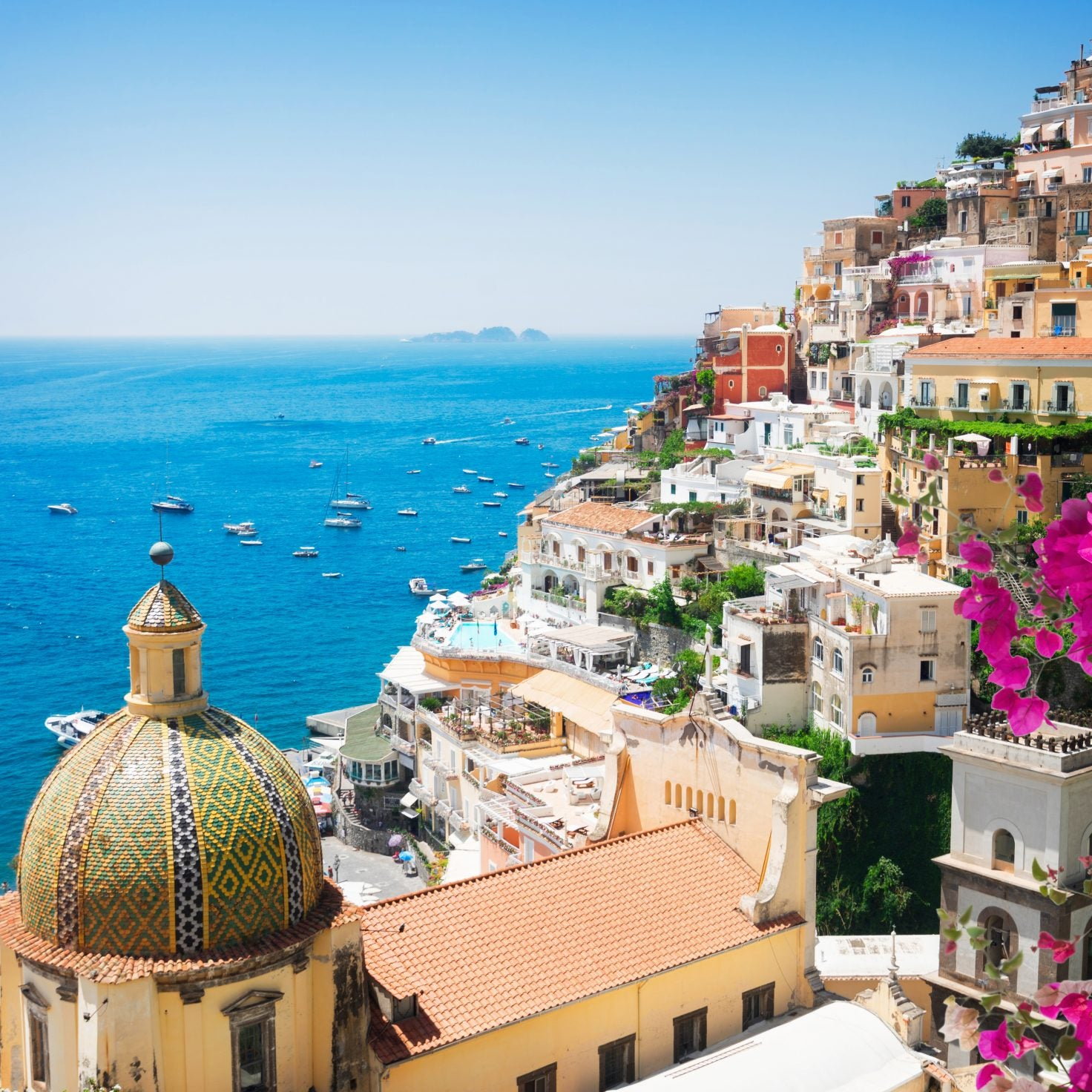 Everything You Need To Plan A Trip To The Amalfi Coast