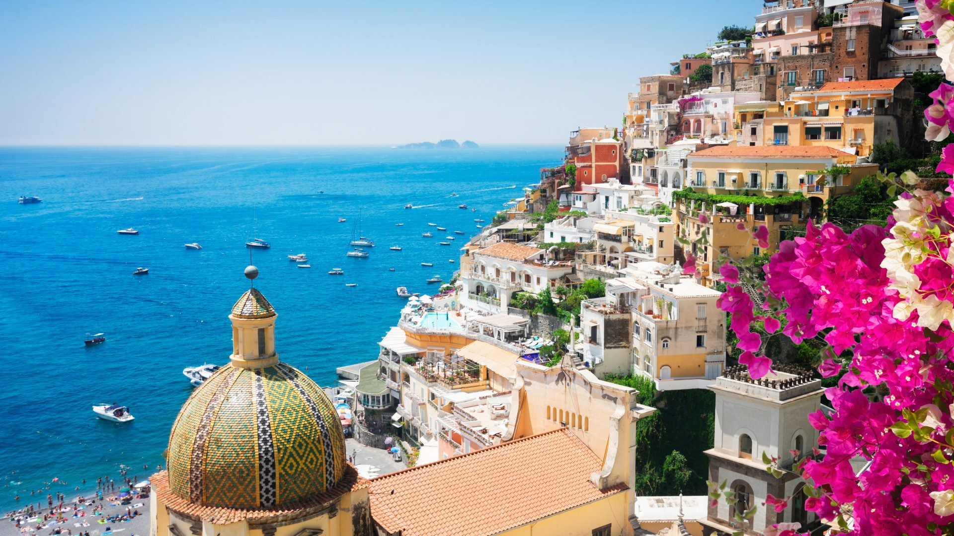 Here's How To Plan An Epic Amalfi Coast Adventure
