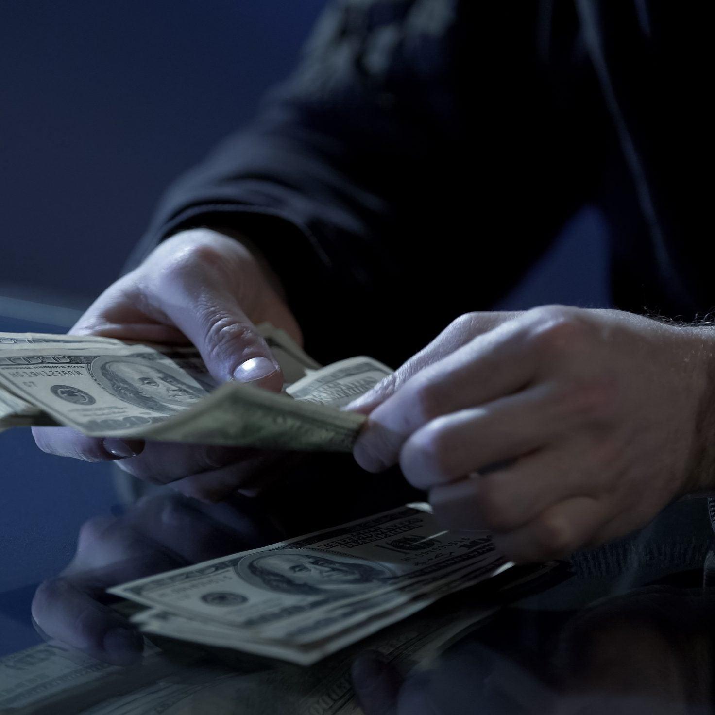 Former Welfare Director Arrested In Huge Embezzlement Scheme