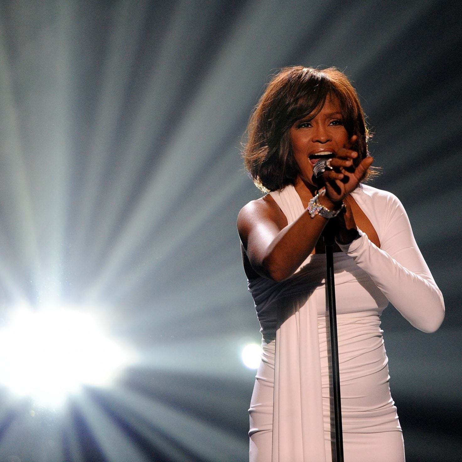Fan Expressed Feeling 'Overwhelming Guilt' After Attending Whitney Houston Hologram Tour