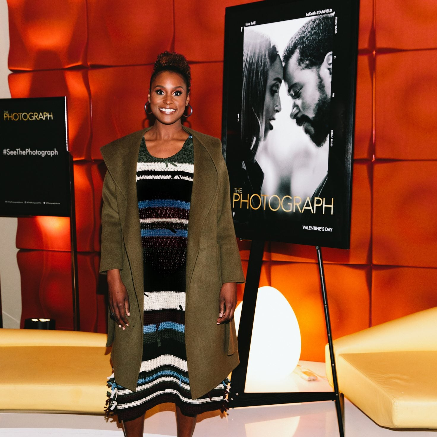 Issa Rae, Remy Ma, Logan Browning And More Celebs Out And About