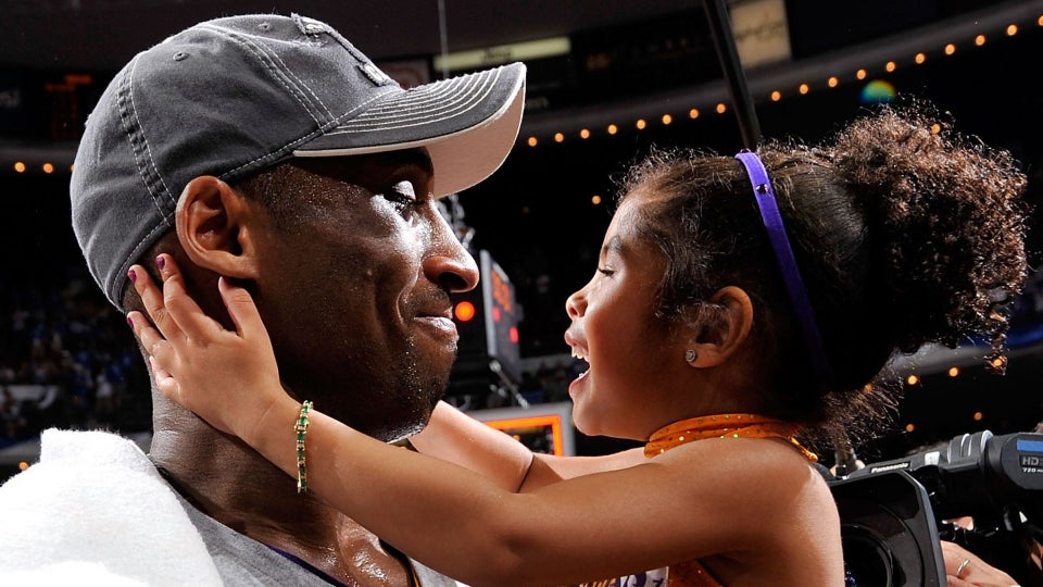 Mamba Sports Foundation Renamed To Include Gianna Bryant