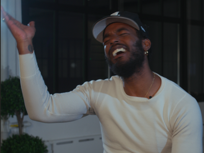 Ever Wanted To Hear Luke James Sing A Patti LaBelle Run?
