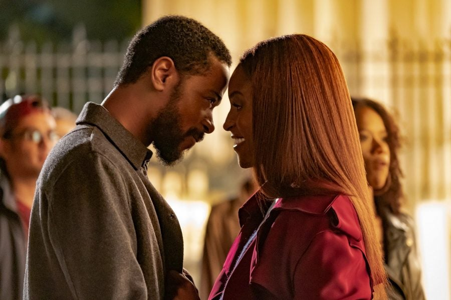Issa Rae, LaKeith Stanfield, & The Cast Of 'The Photograph' Discuss ...