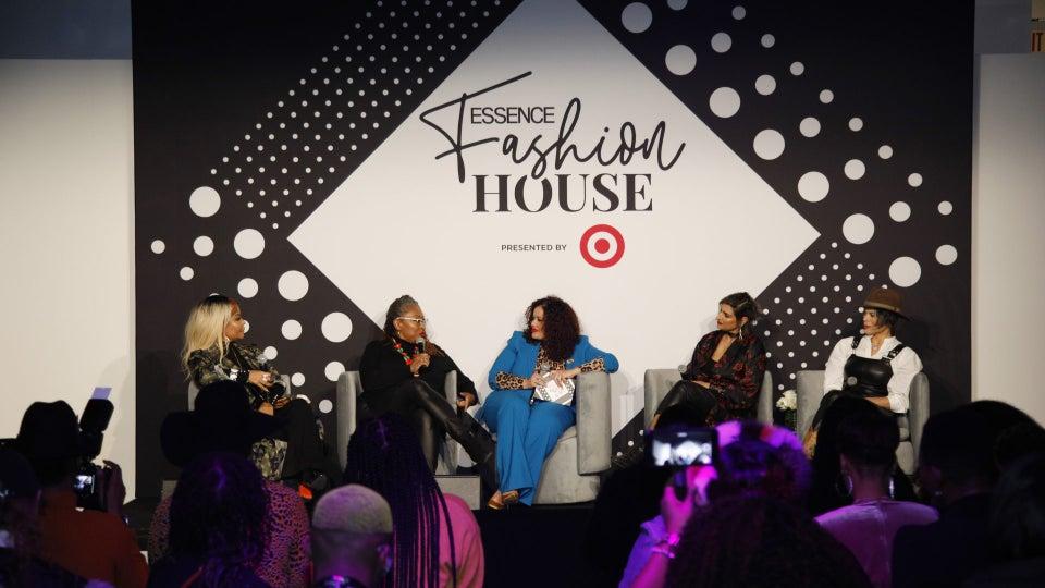 Misa Hylton Previews  Documentary 'The Remix: Hip Hop x Fashion' At ESSENCE Fashion House