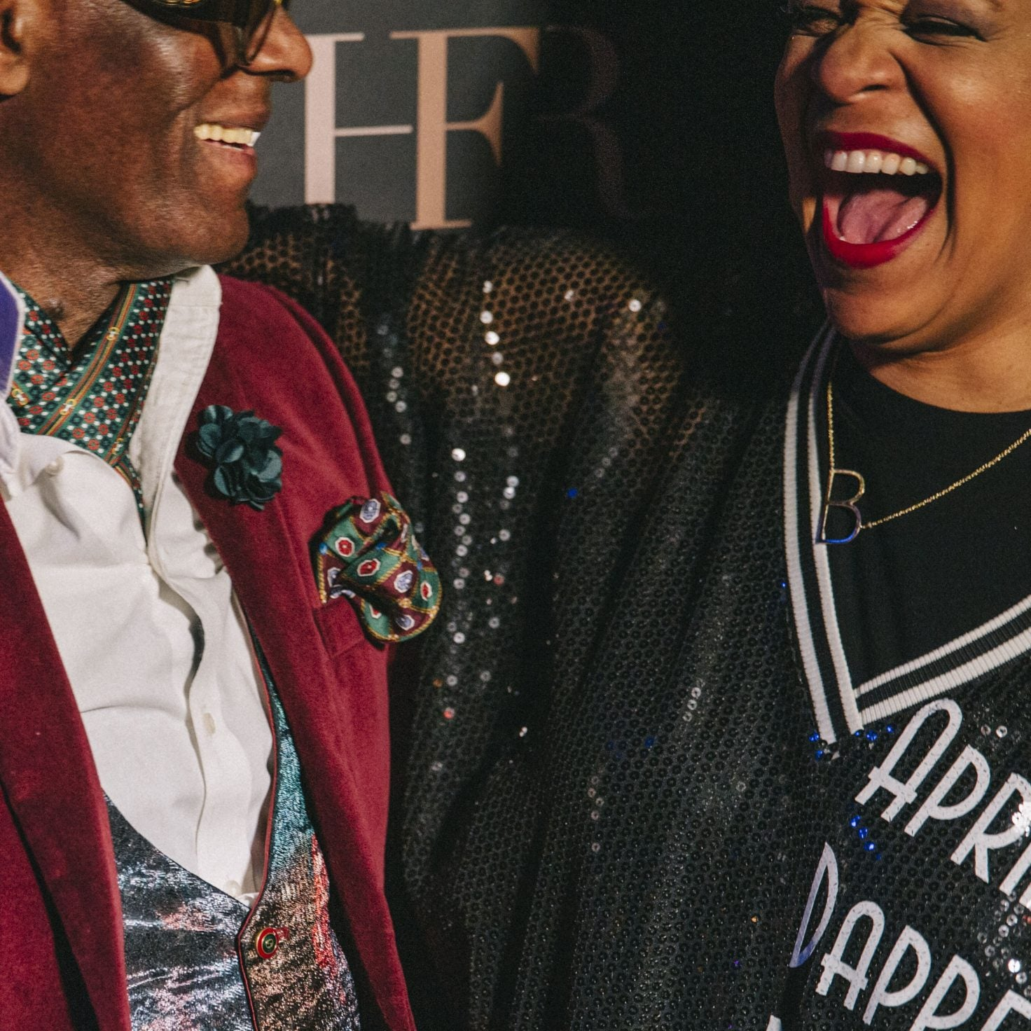 Harlem's Fashion Row Commemorates Fashion Legends For NYFW