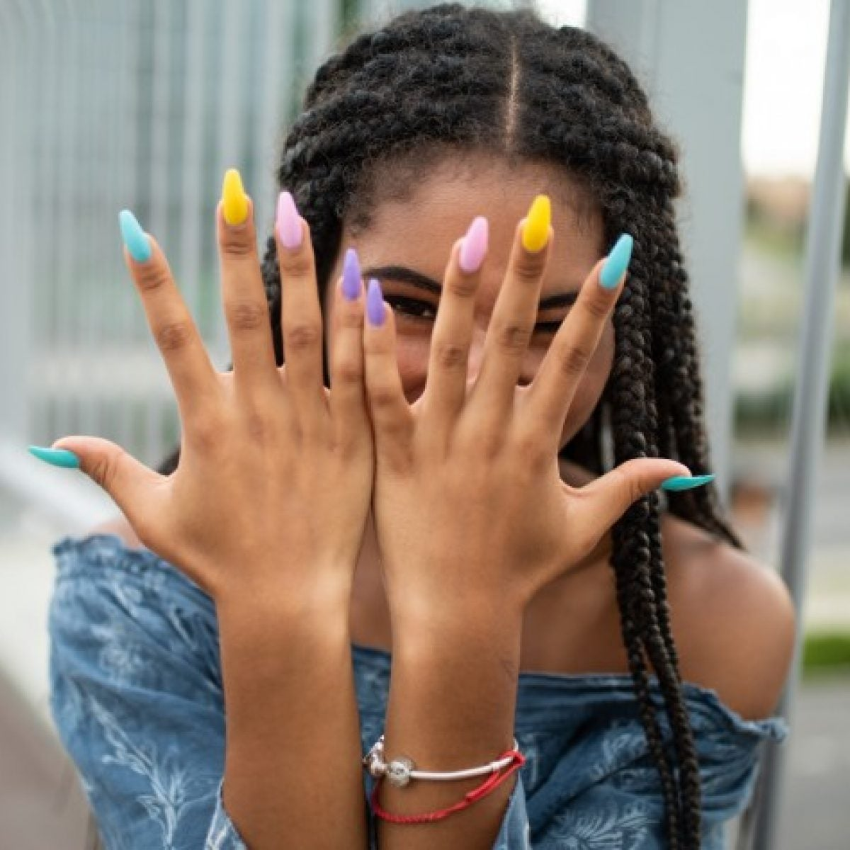 Nail Artist Jaree Vinson Shares How To Get Nails Healthy For Spring