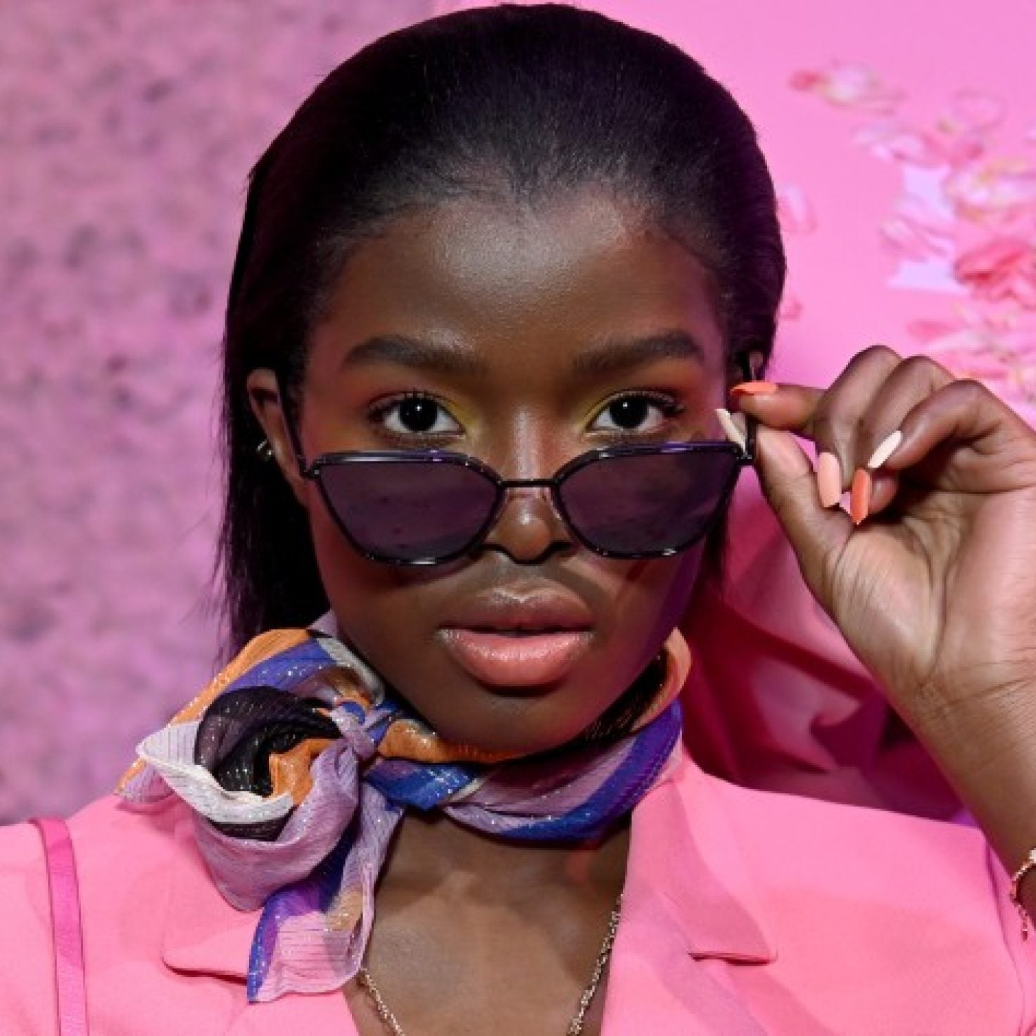This Beauty Trend Dominated New York Fashion Week And It's Not Makeup
