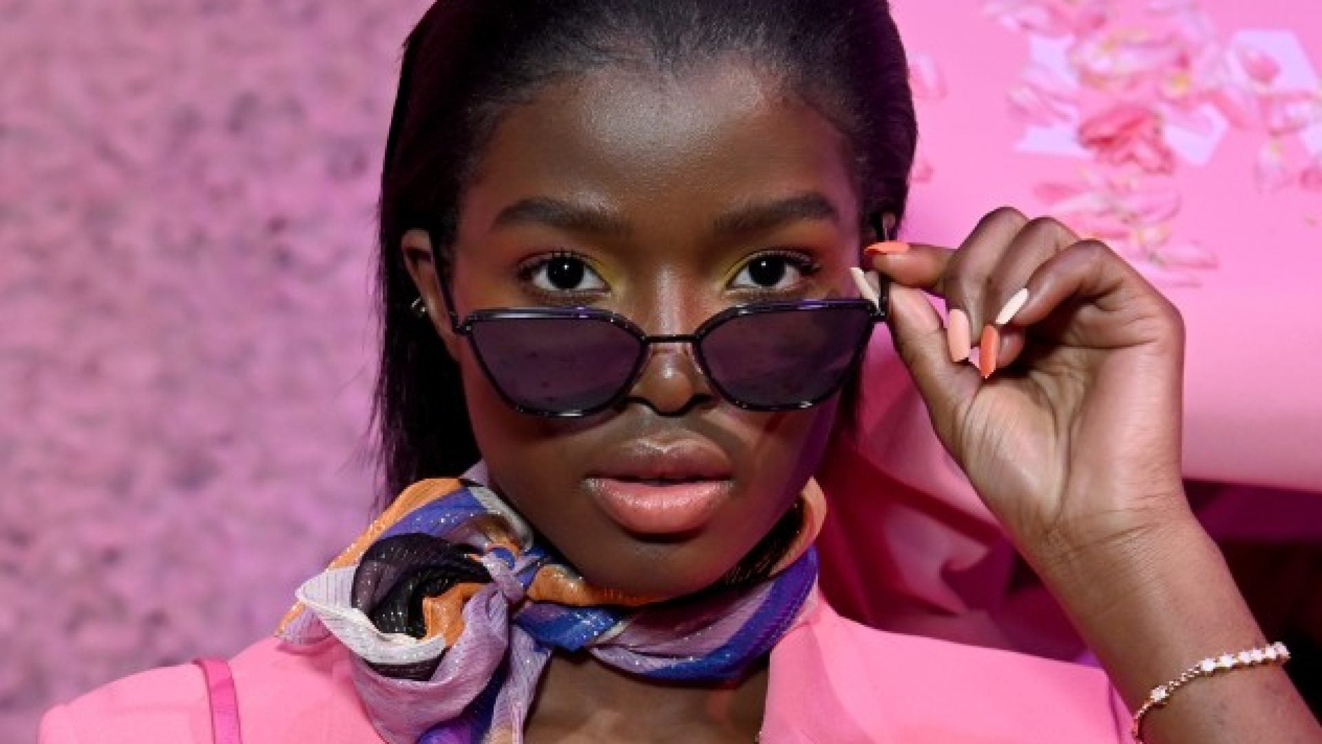 The Best Beauty Trend That Dominated New York Fashion Week