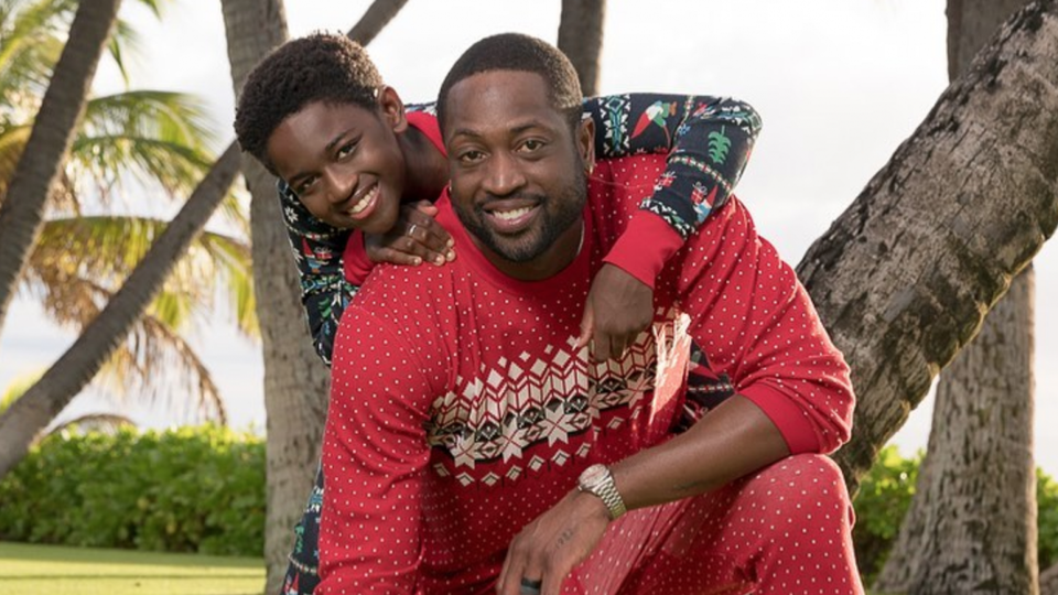 Dwyane Wade Supports His 12-Year-Old Child's Decision To Be Called Zaya