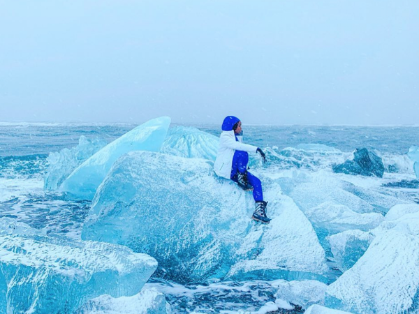Black Travel Vibes: Discover A Different Side To Iceland