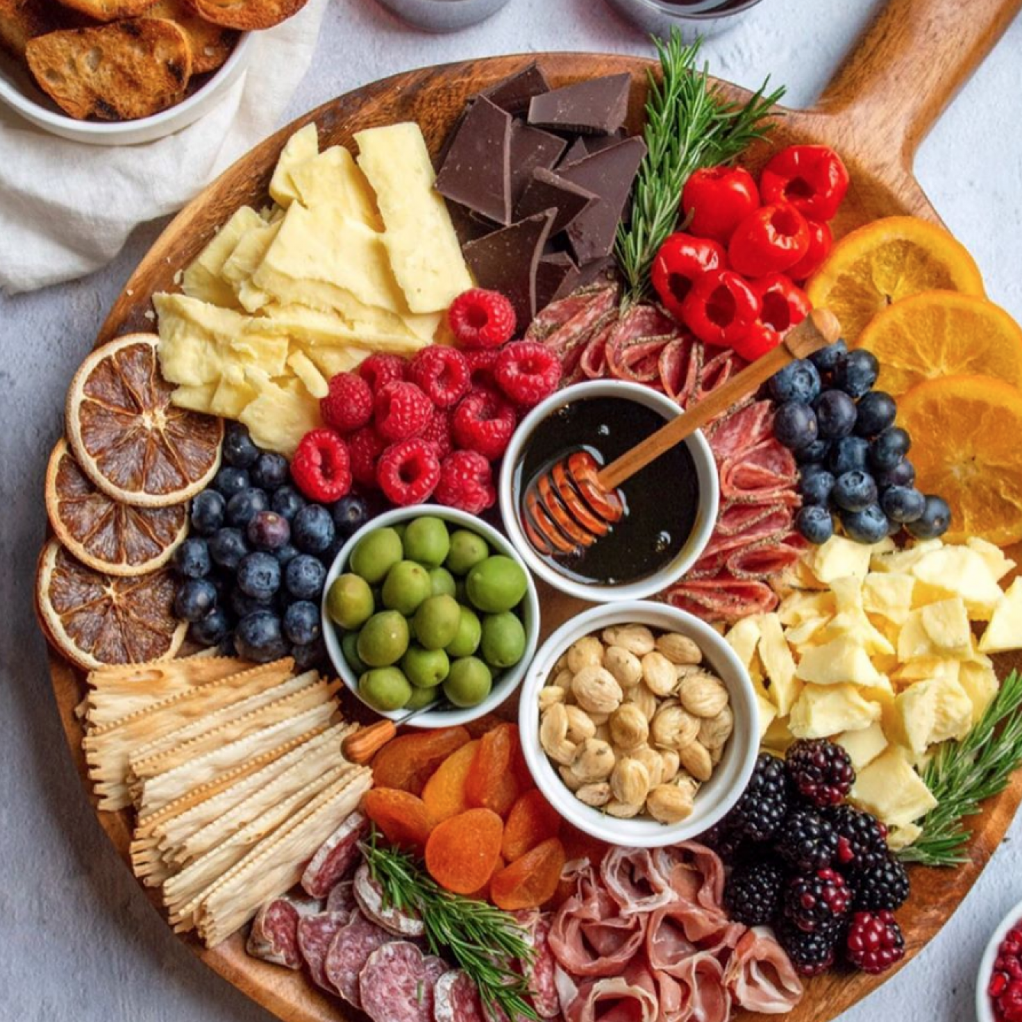 Yes, Cheese Board Designing Is A Thing, And We're Telling You How To Do It