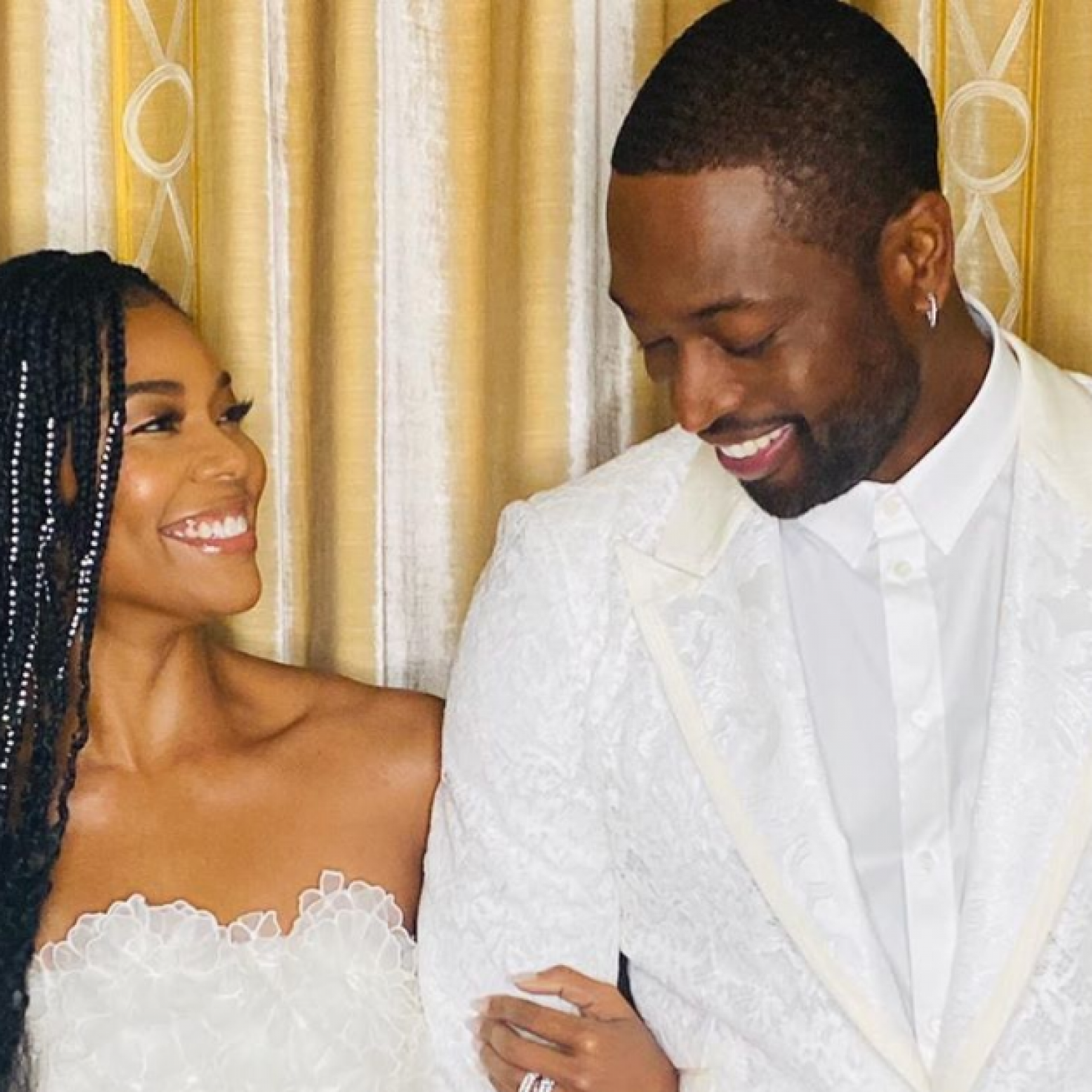 Dwyane Wade On Why Gabrielle Union Is His Perfect Match