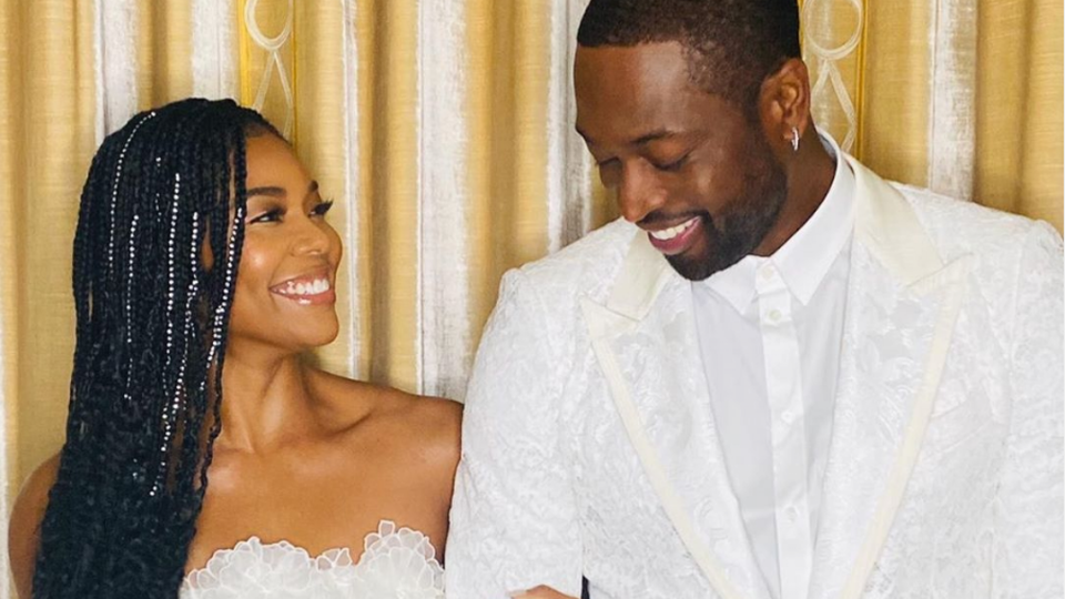 Gabrielle Union and Dwyane Wade Are 100% Couple Goals