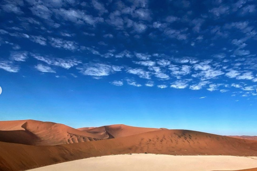 Black Travel Vibes: Experience The Ancient Sands Of Namibia