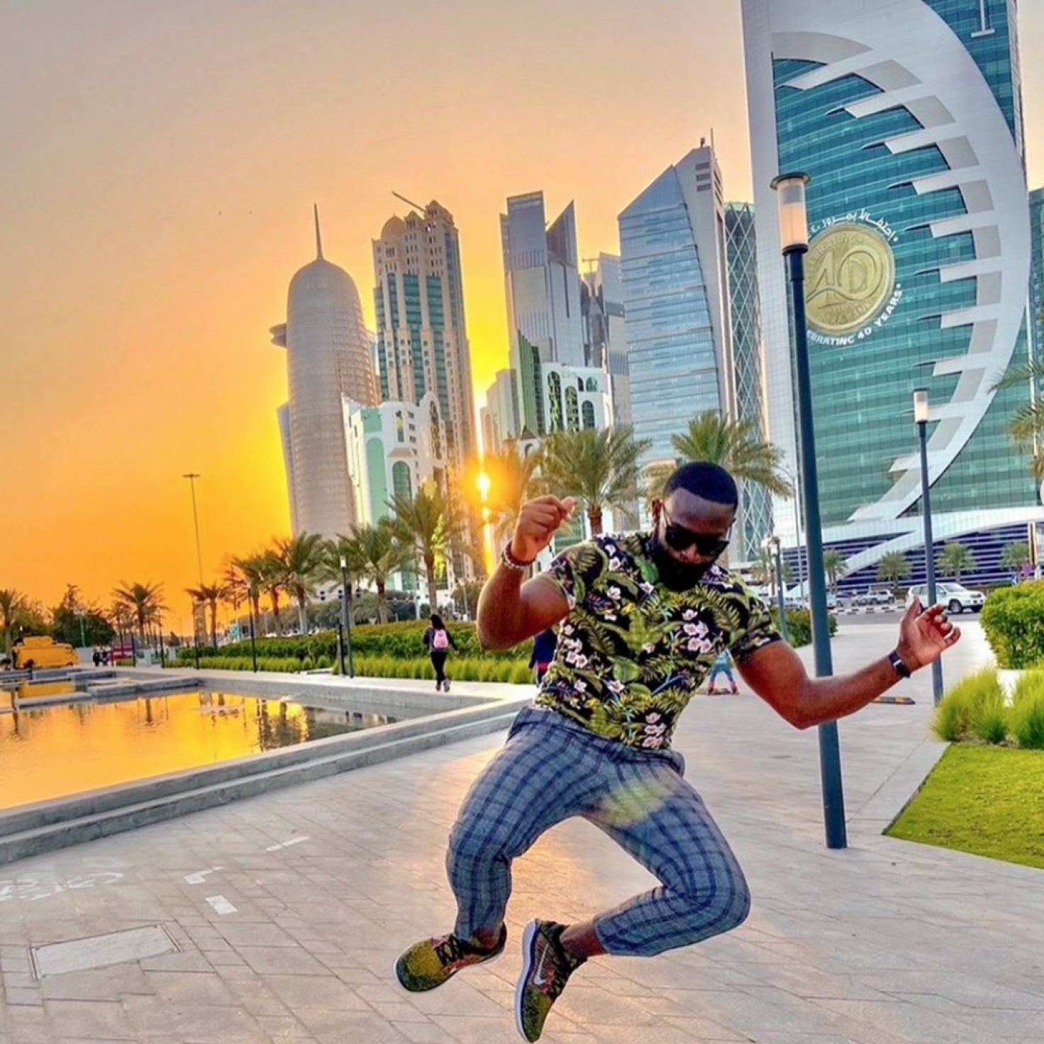 Black Travel Vibes: Find Your Joy In The Futuristic City Of Doha