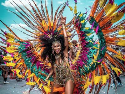 Soca Kingdom: 50 Photos From Trinidad Carnival 2020