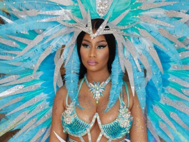 The Best Beauty Looks From Trinidad Carnival 2020