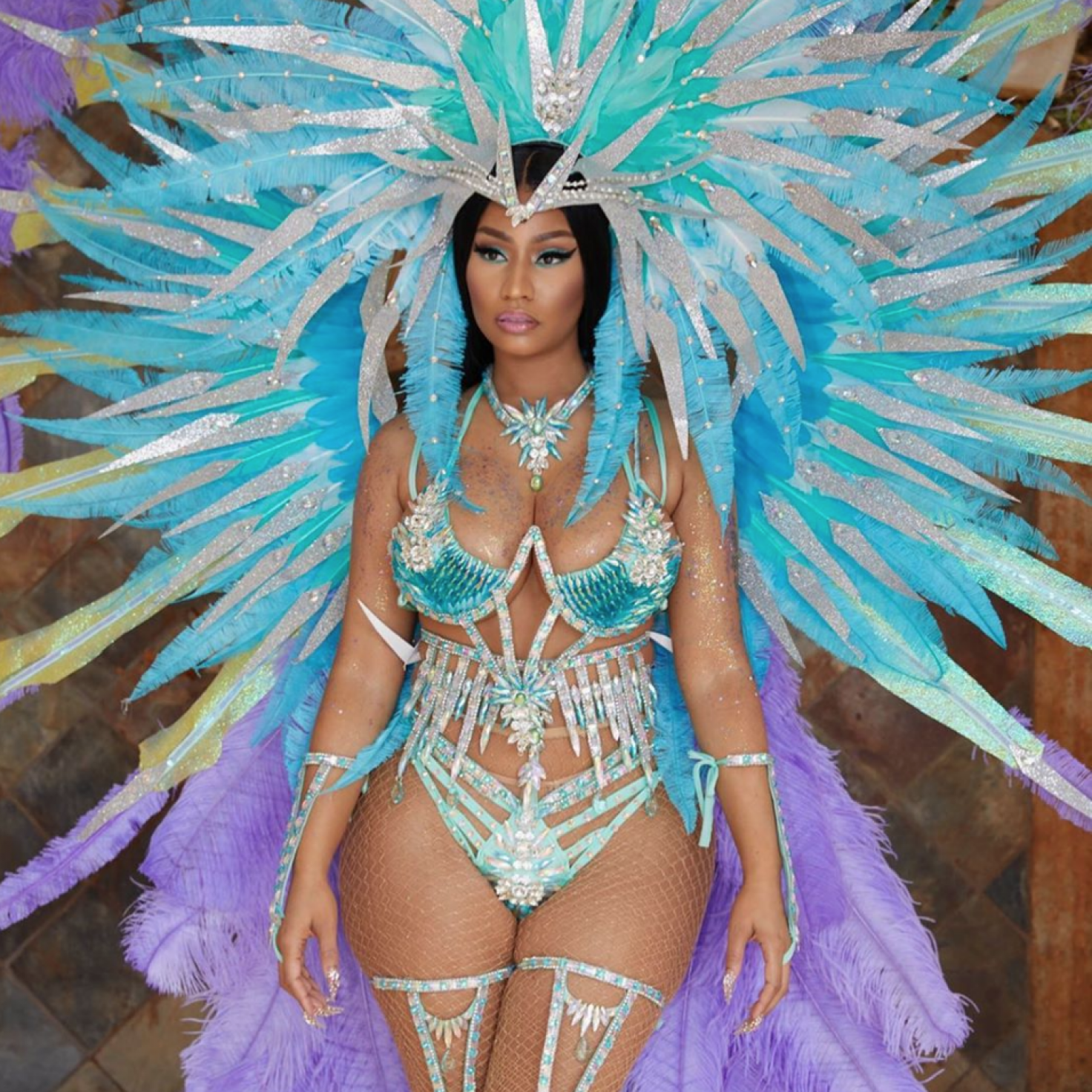 Trini To Di Bone: Nicki Minaj Came To Play and Slay At Trinidad Carnival