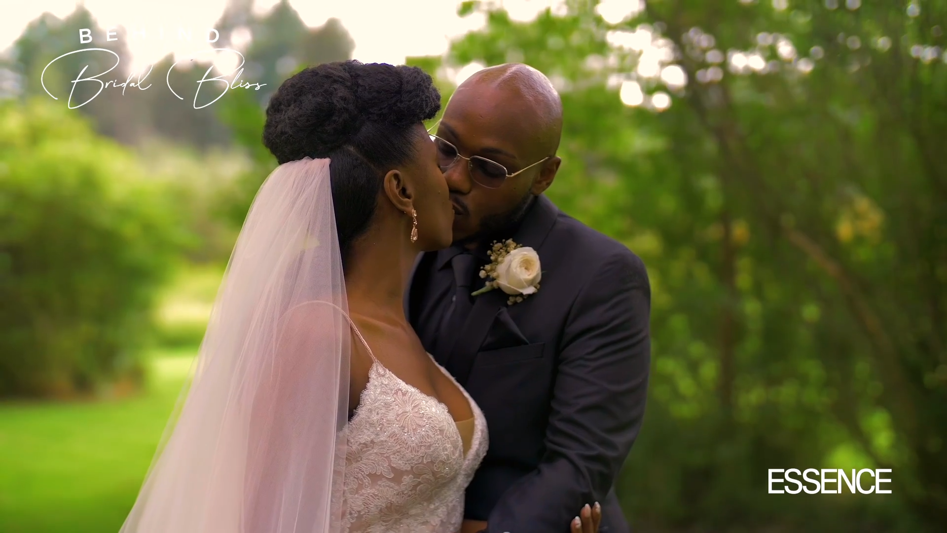 Watch The Premiere Episode Of ESSENCE's Behind Bridal Bliss Series: Groom Takes Bride's Last Name