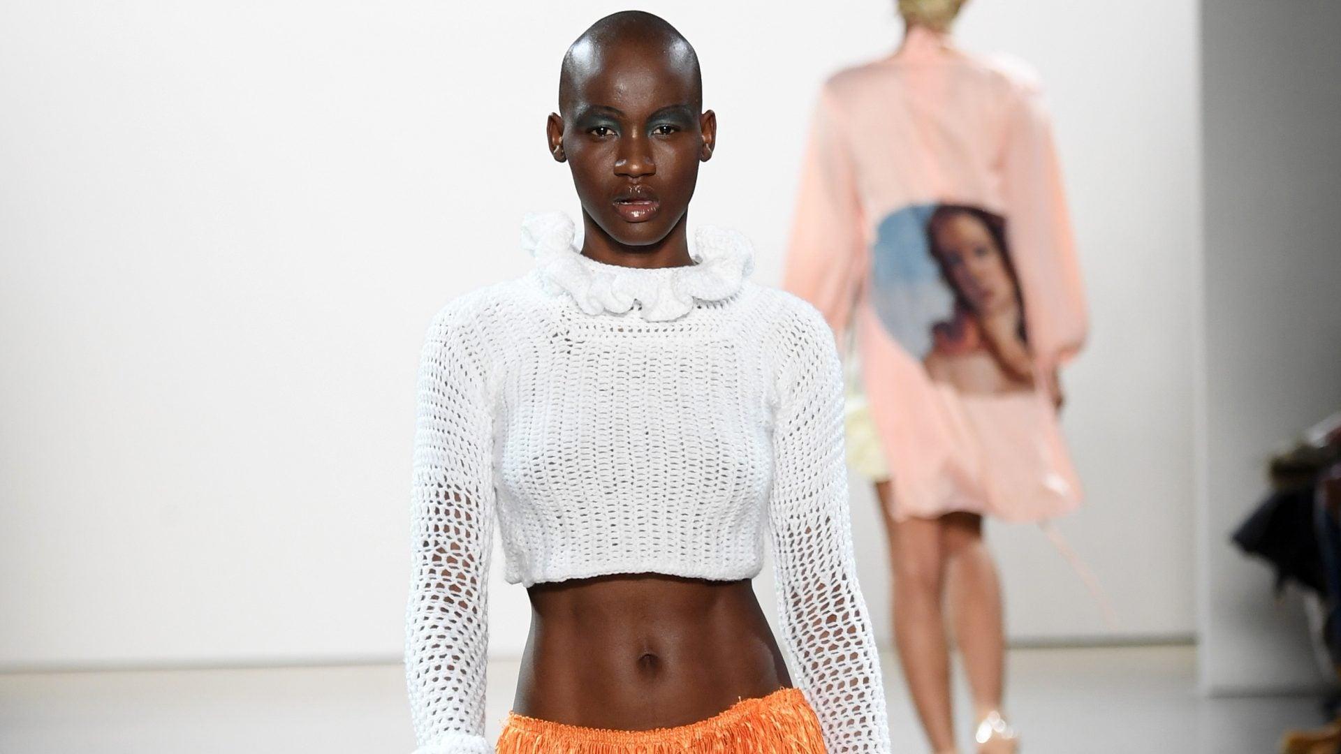NYFW: Tia Adeola Fall/Winter 2020