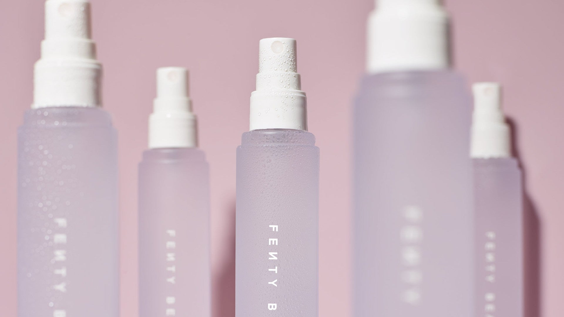 Fenty Beauty Just Entered The World Of Setting Sprays