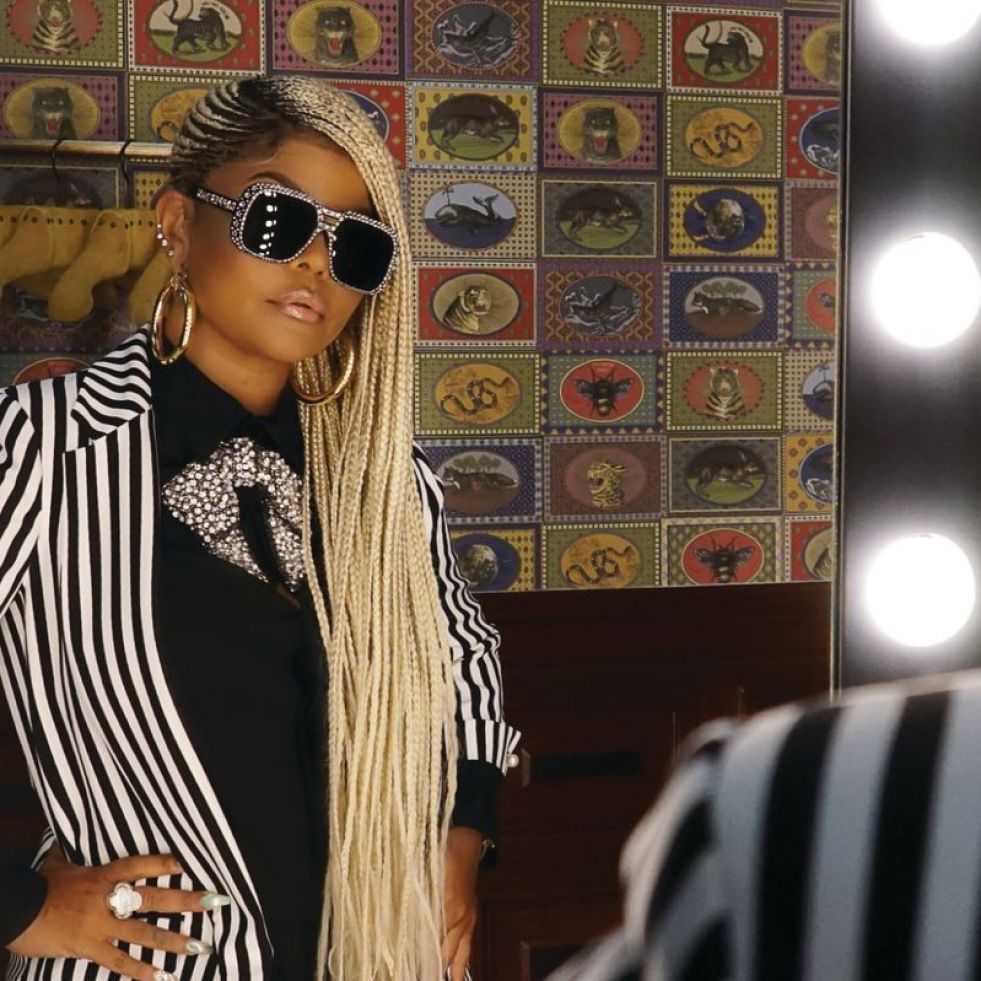 Misa Hylton Previews Documentary 'The Remix: Hip Hop x Fashion' At ESSENCE Fashion House