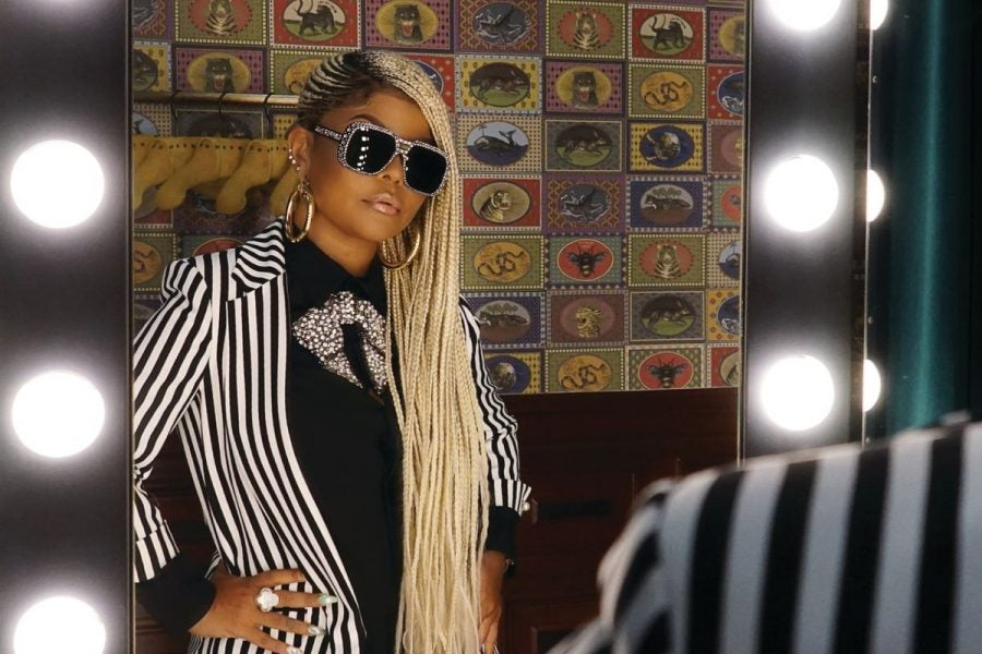 Misa Hylton Previews Netflix Documentary 'The Remix: Hip Hop x Fashion' At ESSENCE Fashion House